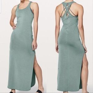 LULULEMON Restore and Revitalized Maxi Dress (NWT)